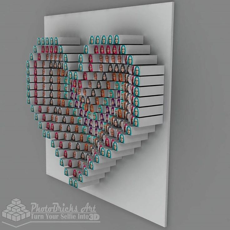 Special love edition. CubeLoveValley model (no case view). Size 44x36 cm. Wanna purchase? Check our bio for more info. #interior #walldecor #3dart #interiordesign #3d #seni3d #art #artwork #creative #creativeart #desainunik #desainkreatif...