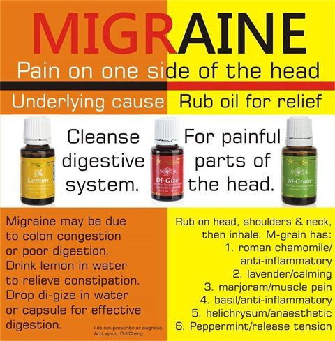 Essential oils for migraines | Interested in learning more about the benefits of Essential Oils? Contact me at BoiledInOils@gmail.com!