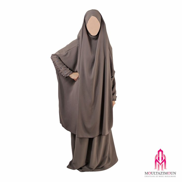 Jilbab Khaliji - Al Moultazimoun / #Overhead #khimar #jilbab #cardigan #jilbab #best #abaya #modestfashion #modestwear #muslimwear #jilbabi #outfit #hijabi #hijabista #long #dress #mode #musulmane #clothing