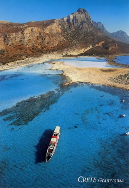 Gramvousa - Balos Lagoon  We also love crete as you can see on http://ferienwohnung-kreta.de/ and have some nice photos there!