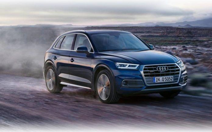 New 2020 Audi Q5 Audi Q5 Audi Luxury Suv