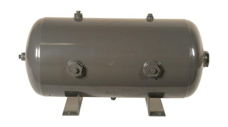 Campbell Hausfeld AR8016 10 Gallon Air Receiver ASME Air Compressors Air Compressor Accessories Air Receivers