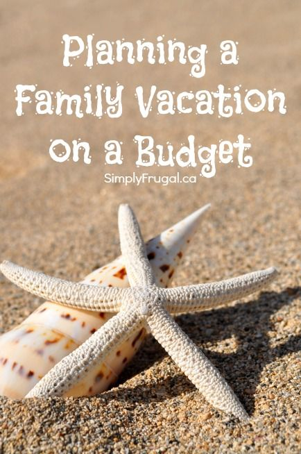 As summer approaches, your thoughts may be starting to turn towards planning and saving for a family vacation. Though money is always an issue these days, that doesn't mean you can't plan a fun family vacation on a budget! It just means you'll have...