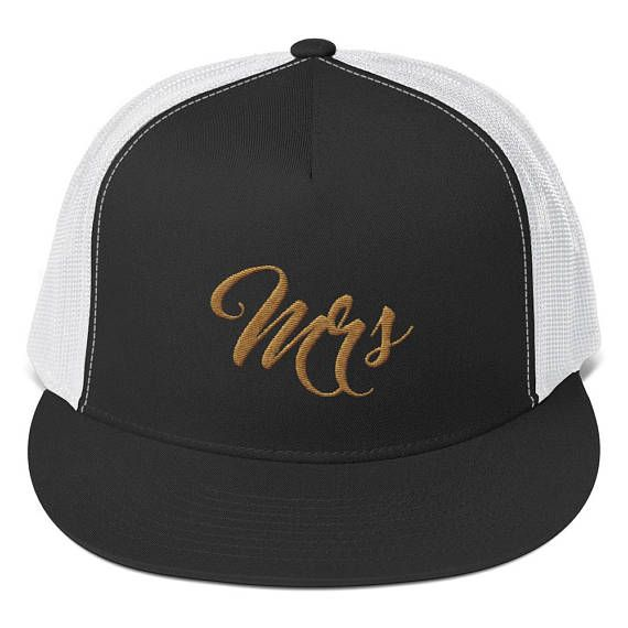 Casquette Mrs Bride Tribe Bachelorette Hats Snapback Hat