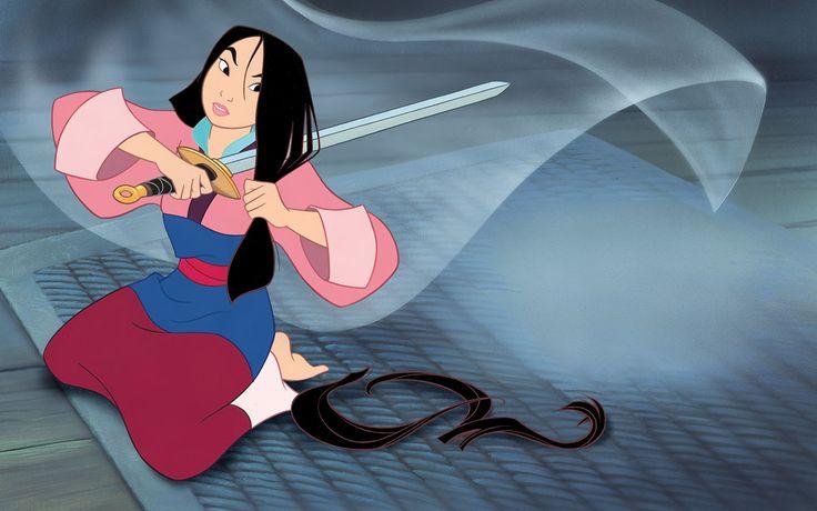 Cuentos de Princesas - La historia de Mulán | Disney ¡Ajá! Más