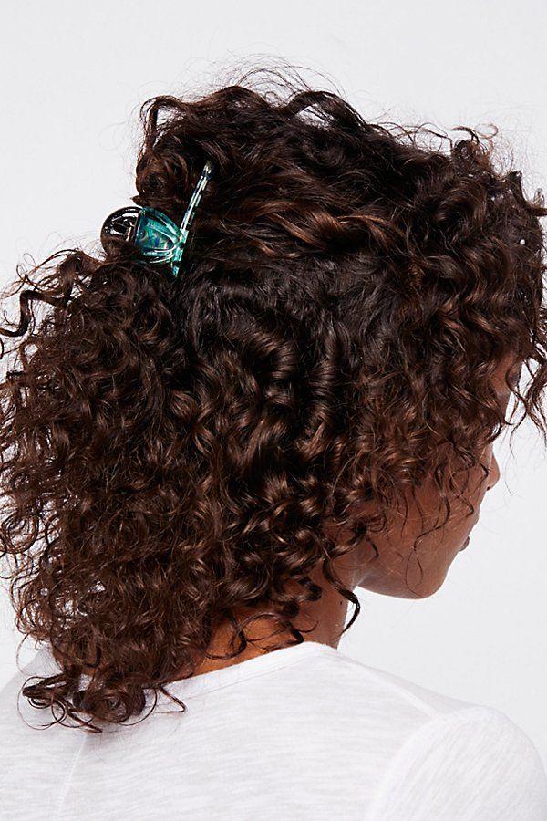 Fine Hair Claw In 2020 Curly Hair Styles Hair Hair Styles