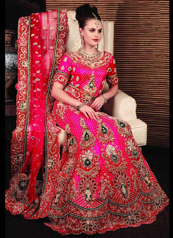 20 best Indian Wedding Outfits images on Pinterest | Indian bridal ...