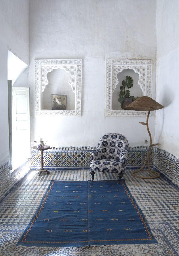 Blue Interior Design Glamorous Design Inspiration