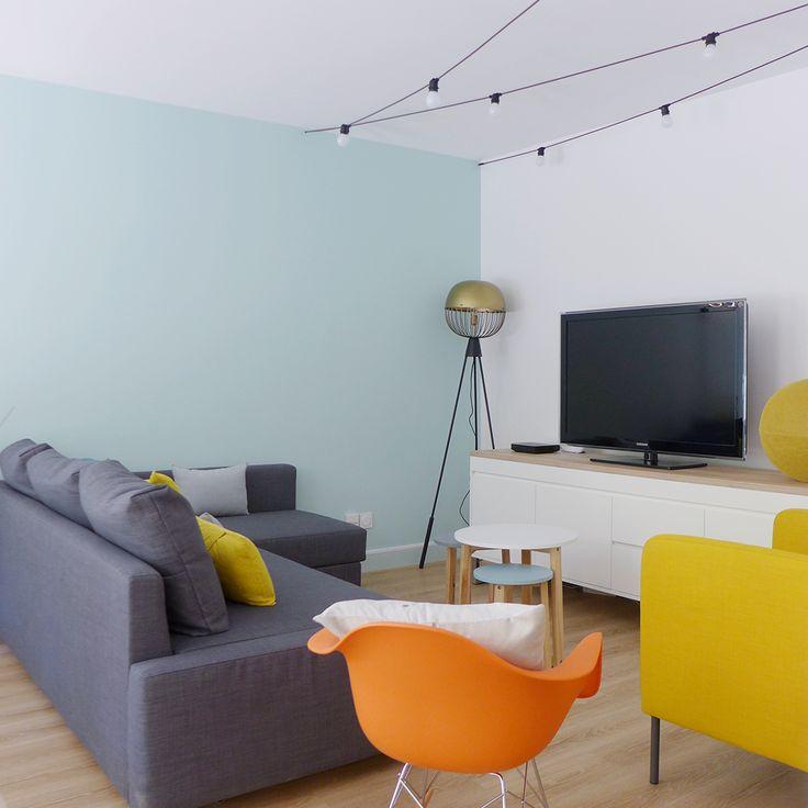17 meilleures id es propos de gris bleu jaune sur. Black Bedroom Furniture Sets. Home Design Ideas
