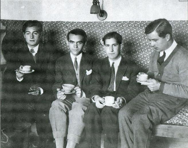 El Año Lorca La Excusa Perfecta Para Visitar Granada Federico Garcia Lorca García Lorca Federico