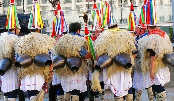 Reyno de Navarra: Tierra de Carnaval