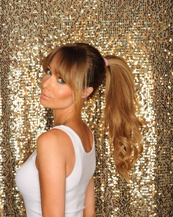 Cashmere hair ponytail how to make a gorgeous ponytail with cashmere hair ponytail how to make a gorgeous ponytail with cashmere hair extensions the best hair extensions ever cashmere hair clip in hair pmusecretfo Images