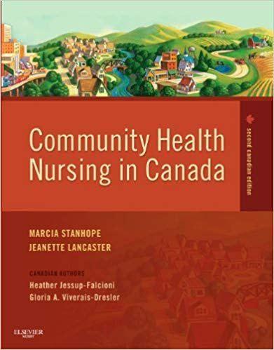 Community Health Nursing Ebook
