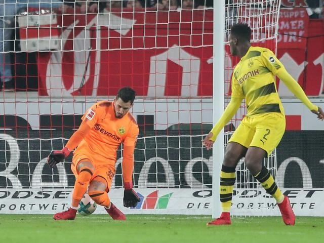 Niederlage in Stuttgart: BVB-Krise spitzt sich zu