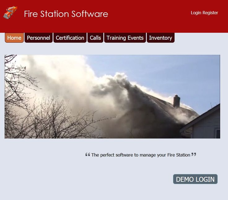 Fire Station Software