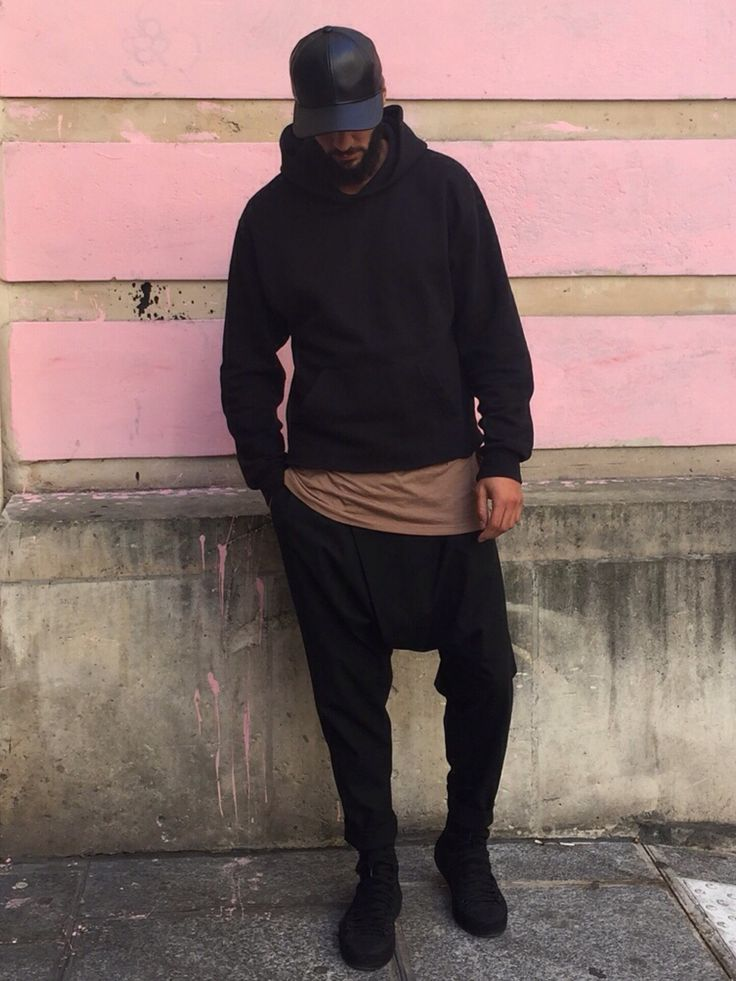how to make an oversized hoodie fit men fashion