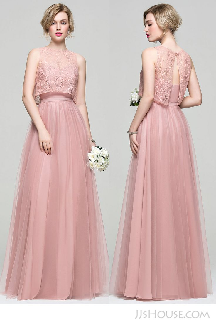 Elegant bridesmaid dress.  #JJsHouse