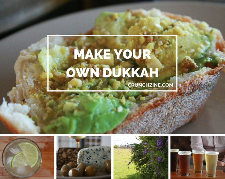Low FODMAP Dukkah Recipe