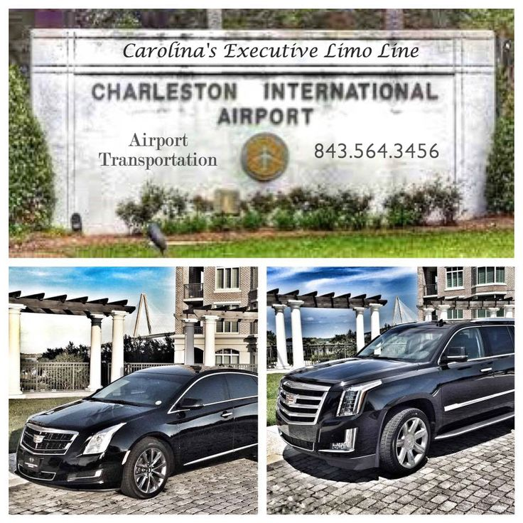 Charleston Airport Black Car Service From Carolina's Executive Limo Line. Call Today For The Best Rates In Town. 843.564.3456  http://www.celimoline.com/charleston-airport-car-service