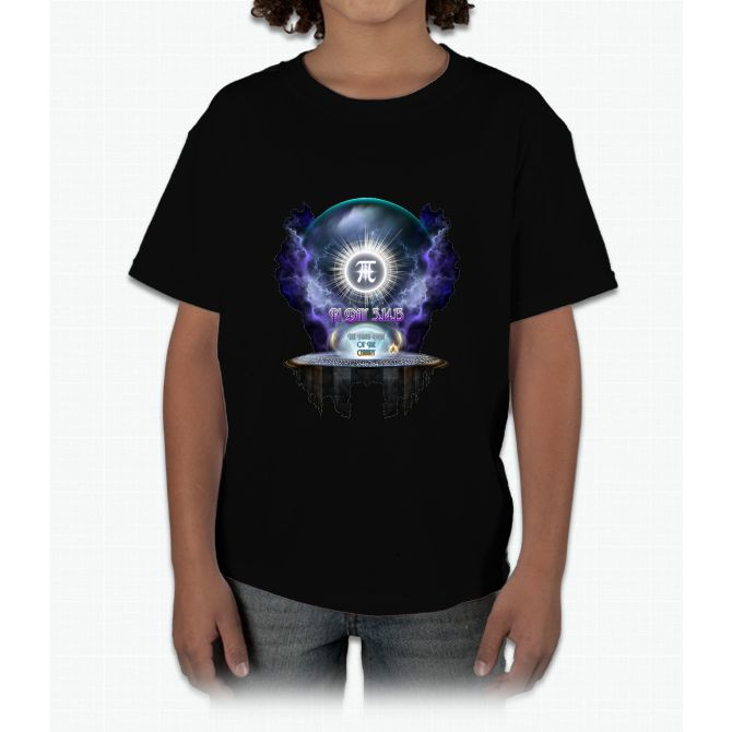 Ultimate Pi Day 3.14.15 Universal Enigma Young T-Shirt