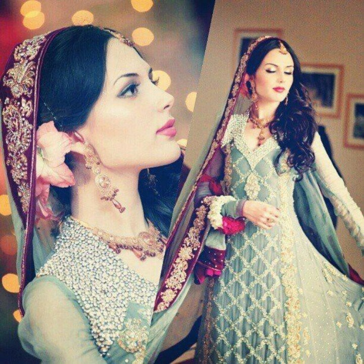 17+ Images About Authentic Pakistani Bridal Dresses! On