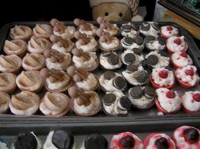 homemade wax melts   Soy Wax Tart Melts   Flickr - Photo Sharing!
