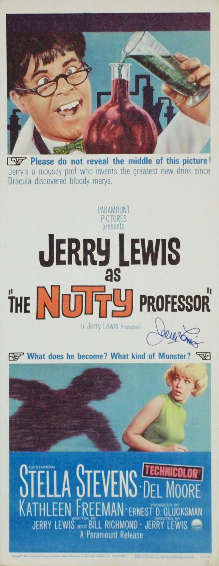 The Nutty Professor (1963) - Jerry Lewis, Stella Stevens, Del Moore, Kathleen Freeman