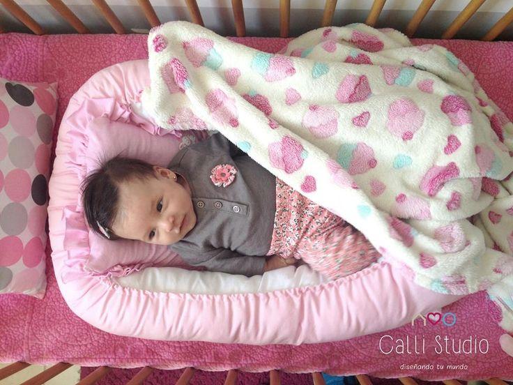 #babynest #NidoCalli #NidoBebé  #cuna #colecho