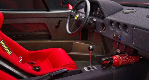 1989 Ferrari F 40  - Ferrari F40