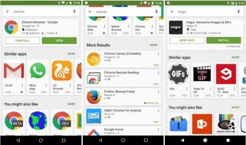 Cellulari: Sul #Play #Store introdotte ricerche ed installazioni di app più rapide (link: http://ift.tt/2fMhoFS )