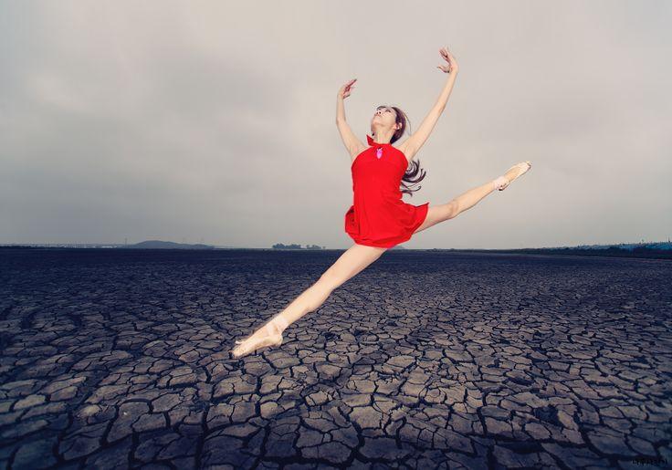 Emotion ballerina project # Yeong-jongdo - 2 - Emotion ballerina project #   Yeong-jongdo - 1