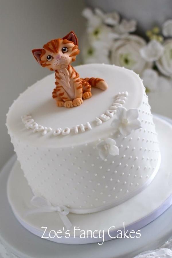 59 best Hund og katt images on Pinterest Animal cakes Cat cakes