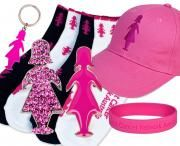 By making a donation, or purchasing one of our Pink Lady merchandise products, you are helping us continue to provide information and services to women with breast cancer, and their families.