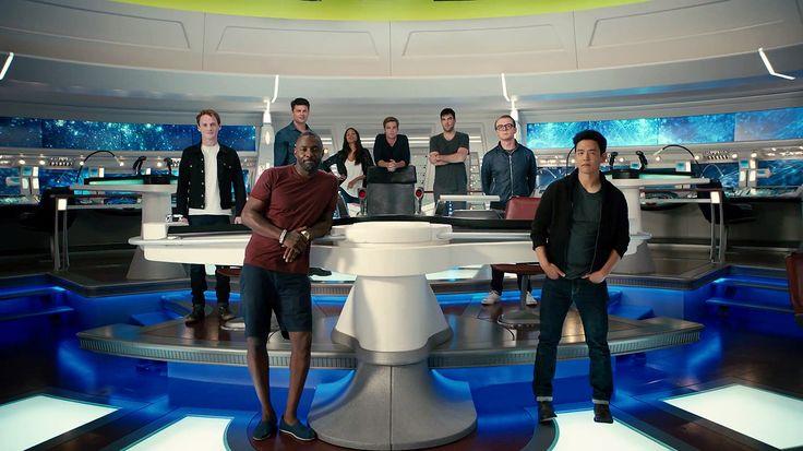 Star Trek: Beyond has completed filming