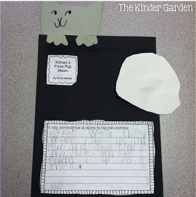 The Kinder Garden: Teaching Story Elements with Kevin Henkes Books