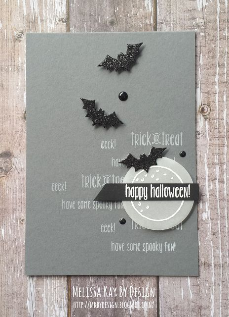 SPOOKY FUN - HALLOWEEN CARDS