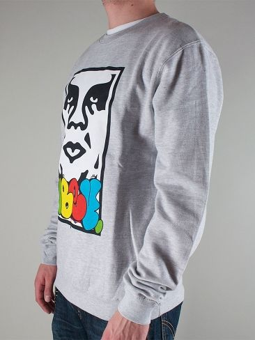 OBEY 224130008 OBEY X COPE2 TAKEOVER CREW NECK Felpa Girocollo - heather grey € 65,00 - See more at: http://www.moveshop.it/ecommerce/index.php/it/articolo/57557/10956/224130008%20OBEY%20X%20COPE2%20TAKEOVER%20CREW%20NECK#sthash.gziqug11.dpuf