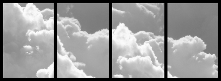 Clouds facebook cover photo
