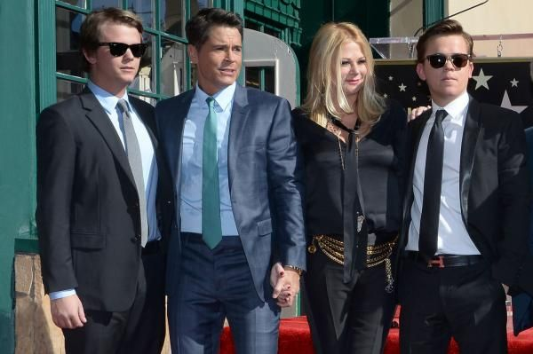 "Film and television icon Rob Lowe and his sons Matthew and John are to star in ""The Lowe Files,"" a nine-episode docu-series for A&E Network."