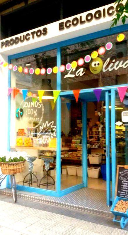 Traspaso tienda Productos Ecológicos, Taller de cocina. En el mismo centro de Zaragoza, junto Corte Ingles, zona de locales Prime.