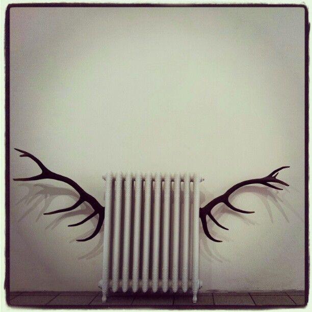 """Porta Venezia in Design cool heating - """"mezzanotte"""" by mauriziomercuri #garagemilano #portaveneziaindesign #mdw12"""