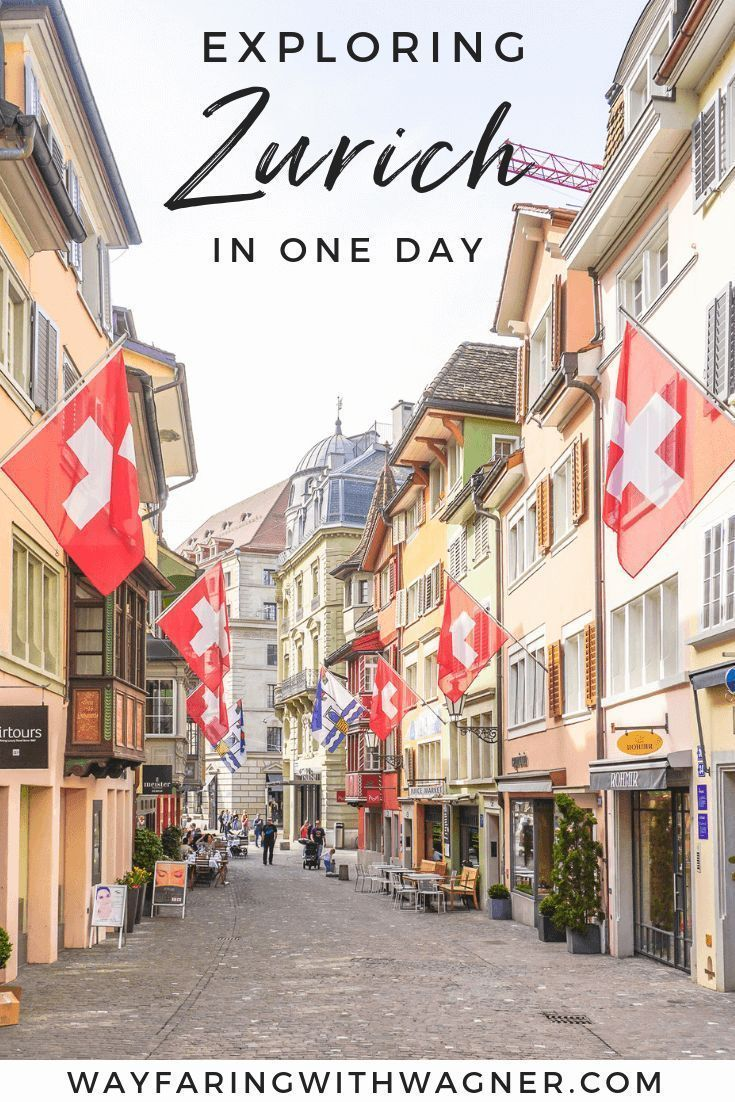 One Day in Zurich – A Walking Tour of Old Town