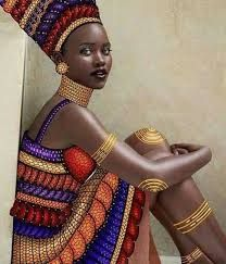 Image result for alicia keys in african accessories