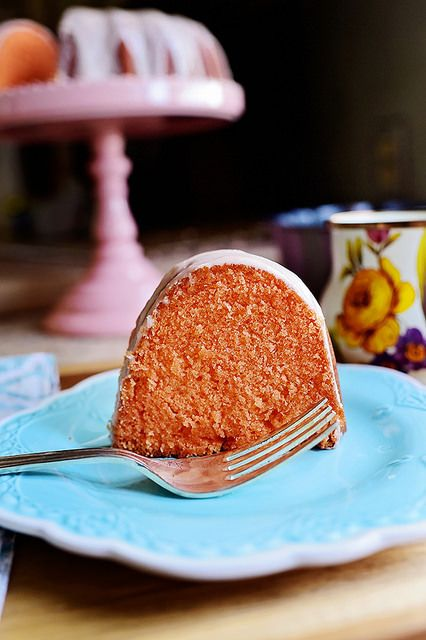 Orange Crush Pound Cake Recipe