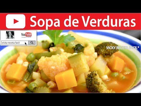 CÓMO HACER VERDURAS AL VAPOR Y A LA MANTEQUILLA | Vicky Receta Facil - YouTube
