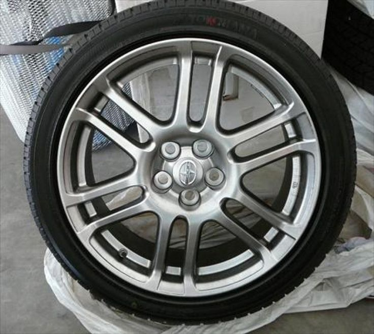 2008 Scion Tc Tires