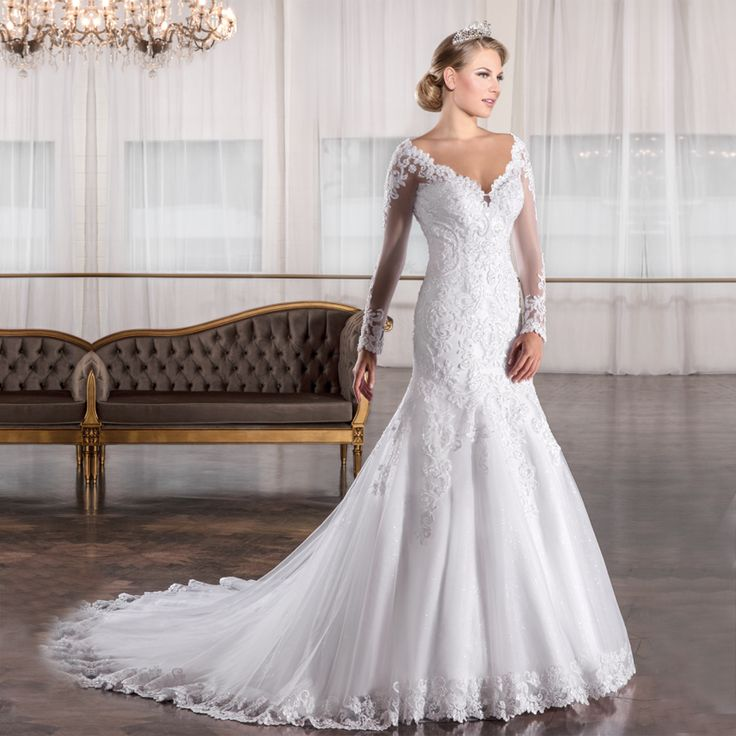Great The best Wedding dresses from china ideas on Pinterest Dresses from china Lacy wedding dresses and Cheap vintage wedding dresses