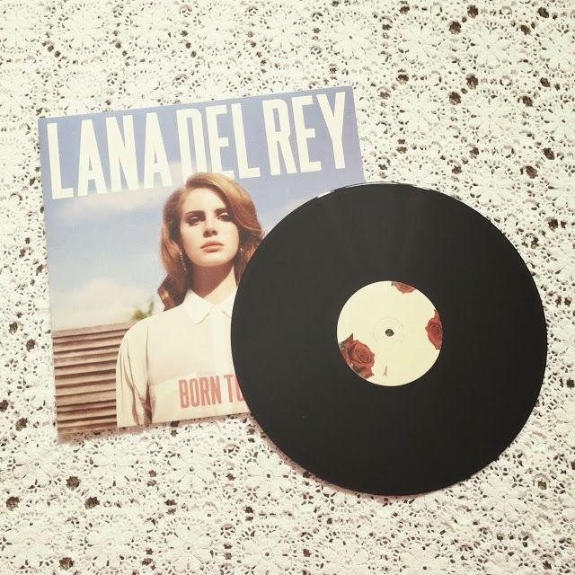 Lana Del Rey: Born to Die. Love this album!