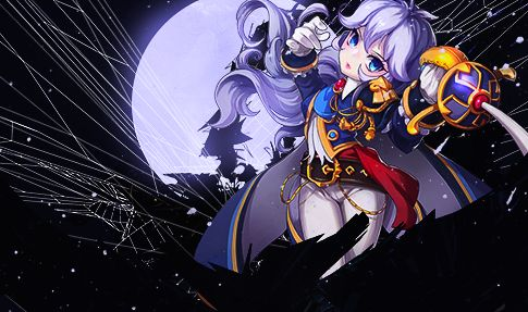 Edel Del Frost <3 From Grand Chase
