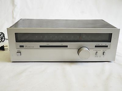 Vintage-AM-FM-Stereo-Tuner-Sansui-Japan-Model-T-60-Working-Well